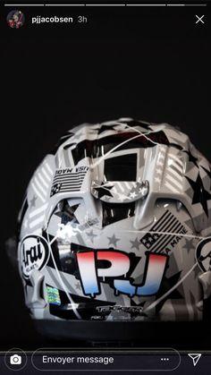 Nicky Hayden tribute by pj Nicky Hayden, Pj, Football Helmets