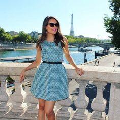 Saudades de Paris ❤️ #paris #fotografia #latoureiffel #jadore #europe #europa #amo #toureiffel #lookdodia #lookoftheday #traveling #travel #viagem #viajar #instagramers #fashionista #fashion #fashionblogger #brasilian #moda #love #ferias #vacation