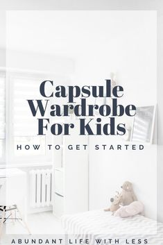 How to transition to capsule wardrobes for your kids | A simple, cost effective and uncomplicated approach to create capsule wardrobes for kids | #minimalistfamily #minimalistmom #howtobecomeaminimalist #capsulewardrobe #capsulewardrobeforkids