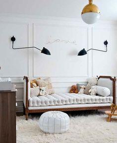 Modern nursery | Christine Dovey