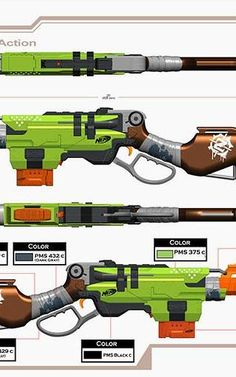 1 | Behind The Scenes At Nerf HQ And The Making Of The Slingfire Zombie Blaster | Co.Design | business + design