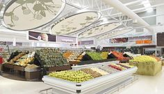 Chedraui hypermarket by Little, Guadalajara City - Mexico