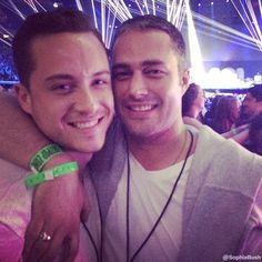 Severide and Halstead....Chicago Fire and Chicago PD HOTTIES!!!!!!