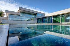 foto celia de coca_ALEJANDRA MARTÍNEZ DE LA RIVA  FERNANDO GARCÍA COLORADO 3 Coco, Colorado, Mansions, Architecture, House Styles, Outdoor Decor, Photography, Home Decor, Architects