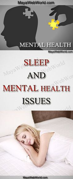Sleep and Mental Health Issues