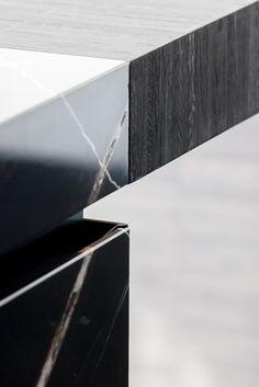Marble Detail — Van Den Weghe
