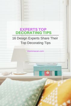 Design Blogging Experts Share Their Best Tips What do you get when each blogging design experts ask each other a design question? So many ideas that you can't wait to hop in the car and get you shop on at the local Flea Market, Antique Fair, Hardware Store, or Homegoods. Well, get ready to...
