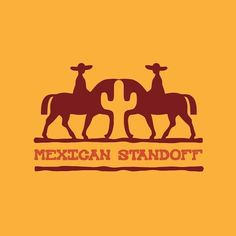 Mexican Standoff by Fogra . #logomovement #logotype #logomark #graphicdesign #dribbble #logonew #brandidentity #symbol #businesslogo #logogrid #logoinspire #logoinspirations #branding #logoplace #logopassion #logoprocess #glacreative #logosai #dailylogo