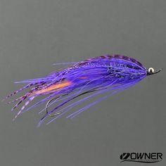 I2 Intruder Purple/Black - Gaspé Fly Co.