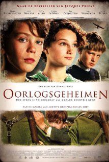 "Secrets of war (2014) ""Oorlogsgeheimen"" (original title) During WWII, the friendship of two boys is at risk when a girl tells a very personal secret to only one of them."