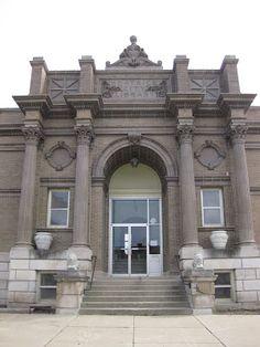 WildmooBooks: Library: Beatrice, Nebraska (Old Carnegie Library)