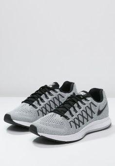 f1b26b9d705 bestil Nike Performance AIR ZOOM PEGASUS 32 - Løbesko afdæmpning - pure  platinum black