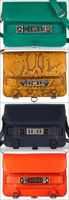 PROENZA SCHOULER PS11 bags <3. bag, сумки модные брендовые, bag lovers,bloghandbags.blogspot.com