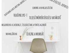 Letölthető napi tervező / to do list / feladatlista a hatékony és boldog munkanapokért!