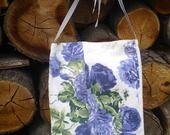Sac tissu pour rangement à suspendre : Autres sacs par peche-et-dentelle