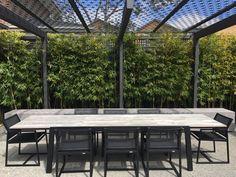 Pergola With Ceiling Fan Info: 5523775007 Building A Pergola, Pergola Plans, Pergola Kits, Garden Arbor, Modern Pergola, Garden Inspiration, Garden Ideas, Outdoor Furniture, Outdoor Decor
