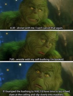 The, the, the- the Grinch!