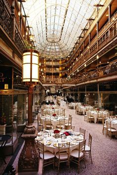 The cleveland arcade photo by suzuran photography http cleveland wedding at the arcade junglespirit Choice Image