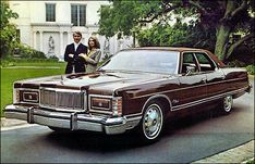 Lux Cars, Retro Cars, Vintage Cars, Buick Electra, American Classic Cars, Old Classic Cars, Classic Auto, Chrysler New Yorker, Edsel Ford
