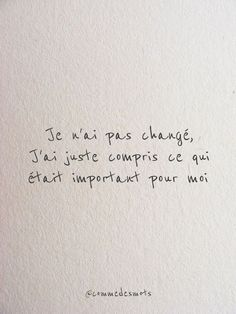 Are you searching for inspiration for motivational quotes?Browse around this site for unique motivational quotes ideas. These inspirational quotations will make you enjoy. French Words, French Quotes, The Words, Words Quotes, Sayings, Motivational Quotes, Inspirational Quotes, Positive Quotes, Change Quotes