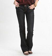 Midnight Indigo Basic Bootcut Jeans  #bullheadblack #pacsun