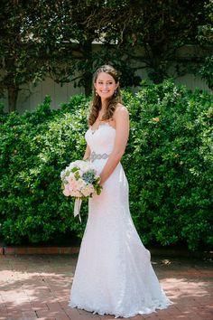 Photography: Heidi-o-photo - heidiophoto.com  Read More: http://www.stylemepretty.com/california-weddings/2014/08/06/romantic-garden-wedding-at-la-jolla-darlington-house/