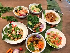 Thai Direct's Cooking Tasting. It was deliciously fun!