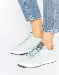 adb9e85513d Buy Navy Reebok Basic sneakers for woman at best price. Compare Sneakers  prices from online stores like Asos - Wossel Global · Reebok Npc IiMode ...
