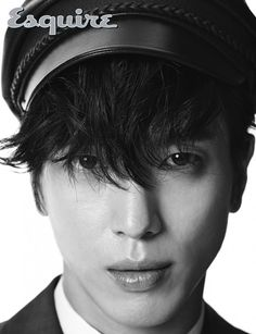 CNBLUE's Jung Yong Hwa Shows Off Intense Sexiness for Esquire