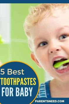 As a new mom, you will want to make dental care a priority for your new baby from the very beginning. How do you know how to pick the best toothpaste for your baby and when should you start oral care? Best Toothpaste, Baby Necessities, Baby Essentials, Good Parenting, Parenting Hacks, Breastfeeding Help, Dental Hygiene, Dental Care