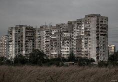 Housing complex, Sofia, Bulgaria