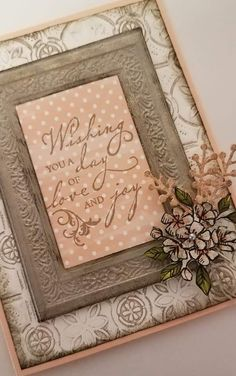 Wedding Anniversary Cards, Wedding Cards, Scrapbook Cards, Scrapbooking, Bee Cards, Hand Stamped Cards, Stampin Up Catalog, Stamping Up Cards, Cards For Friends