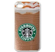 Starbucks Ice Coffe Cup Hard Back Plastic Case iPhone 4 5 6 plus in Cell Phones & Accessories, Cell Phone Accessories, Cases, Covers & Skins