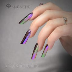 Fiber Gel by Magnetic by Alina Khavronina