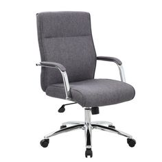 You'll love the Walburn Modern Conference High-Back Executive Chair at Joss & Main - With Great Deals on all products and Free Shipping on most stuff, even the big stuff.
