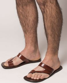 Purchase hand-made and customisable Sandals from Qind Design's menswear collection. Item ready for delivery in 20 Working Days