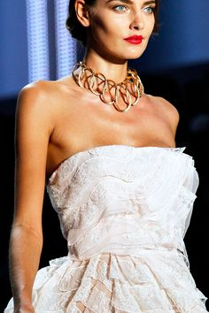 Christian Dior Spring 2012 RTW - Details - Fashion Week - Runway, Fashion Shows and Collections - Vogue