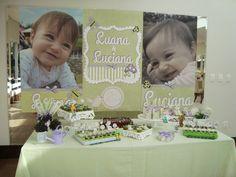 Aniversário 1 Ano - Jardim Encantado 1st Birthday Petit POA - Eventos & Lembrancinhas Personalizadas