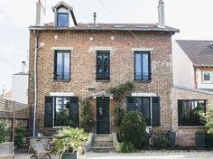 Reportage : visitez une grande maison de famille rénovée par l'architecte Camille Hermand
