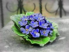 Sleeping Gardens: Ceramic Flowers