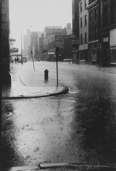Rain | Black & white  #photography