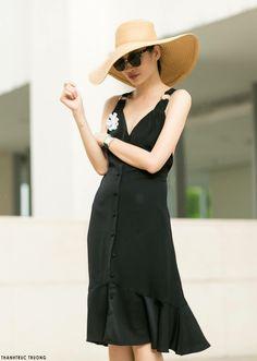 Lil Black Dress, One Shoulder, Shoulder Dress, Dresses, Fashion, Vestidos, Moda, Fashion Styles, Dress