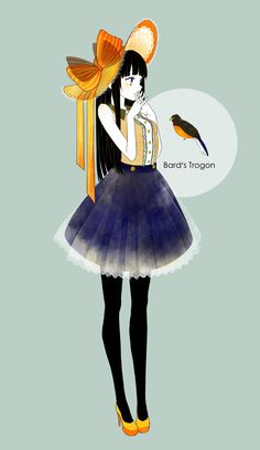 I don't know if this is supposed to be Sawako from Kimi Ni Todoke, but it looks a LOT like her.