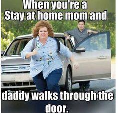 This is me everyday lol #stayathomemom