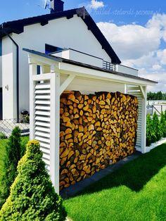 Outdoor Firewood Rack, Firewood Shed, Firewood Storage, Backyard Pavilion, Backyard Bar, Lake Landscaping, Cedar Raised Garden Beds, Wood Planters, Dream House Exterior