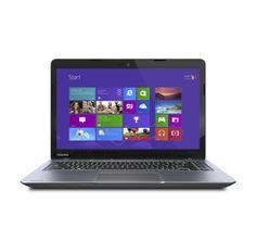 Toshiba Satellite U845t-S4165 14-Inch TouchScreen Laptop (Sky Silver Brushed Aluminum)