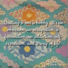 Quiltville's Quips & Snips!!: A Smith Mountain Morning in Wichita!