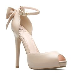 These heels look crazy high but these shoes are so cute! Dream Shoes, Crazy Shoes, Cute Shoes, Me Too Shoes, Shoe Boots, Shoes Heels, High Heels, Shoe Dazzle, Wedding Shoes