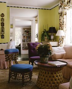 Color Outside the Lines: Jeffrey Bilhuber Redecorates