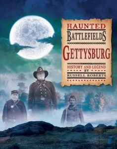 Discusses the deciding battle of the Civil War, including how the battle began and key figures involved, and explores reports of strange sights and sounds that still occur at the battlefield site.